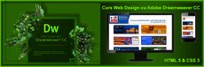 Curs Adobe Dreamweaver CC