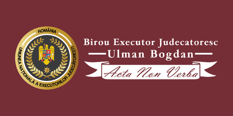 Executor Judecatoresc Bucuresti Ulman Bogdan