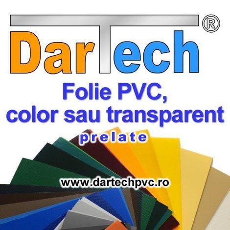 Perdele PVC transparent