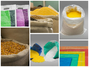 Polypropylene packaging for agriculture